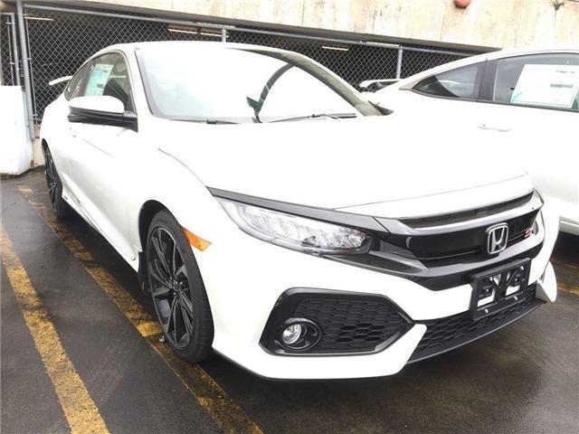 2017 Honda Civic Si (Stk: 4H07440) in Vancouver - Image 2 of 4