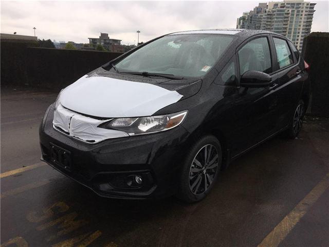 2018 Honda Fit EX (Stk: FJ08530) in Vancouver - Image 1 of 4