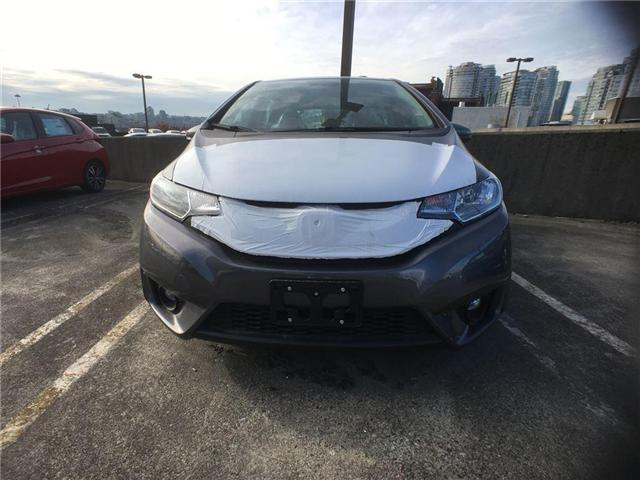 2017 Honda Fit EX (Stk: FH44140) in Vancouver - Image 2 of 4