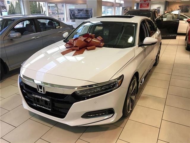 2018 Honda Accord Touring (Stk: 6J08270) in Vancouver - Image 1 of 4