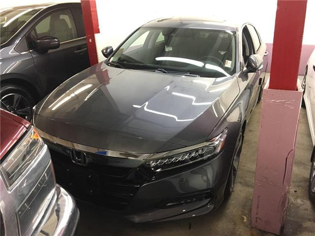 2018 Honda Accord Touring (Stk: 6J18340) in Vancouver - Image 1 of 4