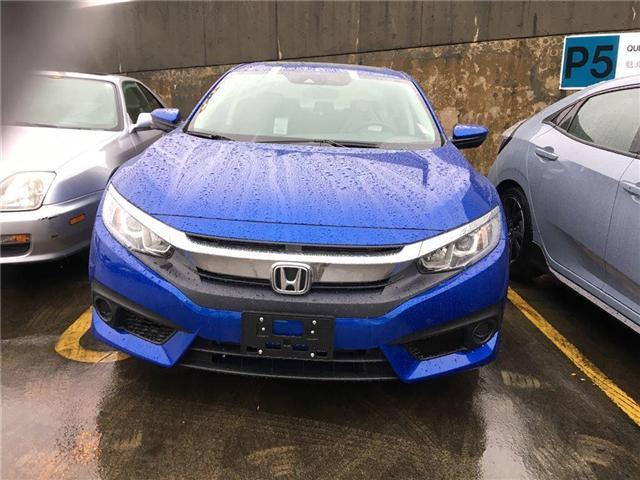 2018 Honda Civic EX (Stk: 3J37220) in Vancouver - Image 2 of 4