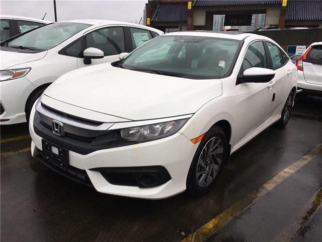 2018 Honda Civic EX (Stk: 3J54640) in Vancouver - Image 1 of 4
