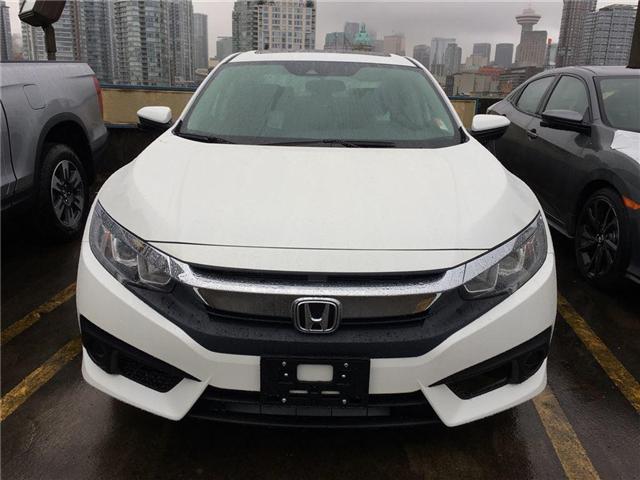 2018 Honda Civic EX (Stk: 3J54860) in Vancouver - Image 2 of 4