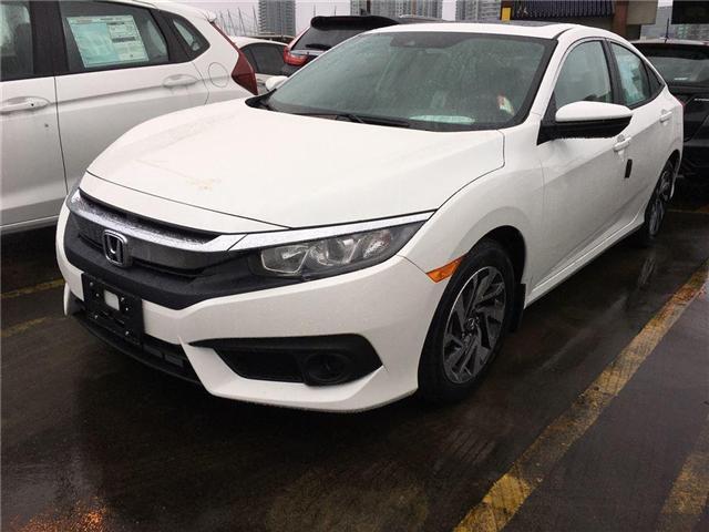 2018 Honda Civic EX (Stk: 3J54870) in Vancouver - Image 1 of 4