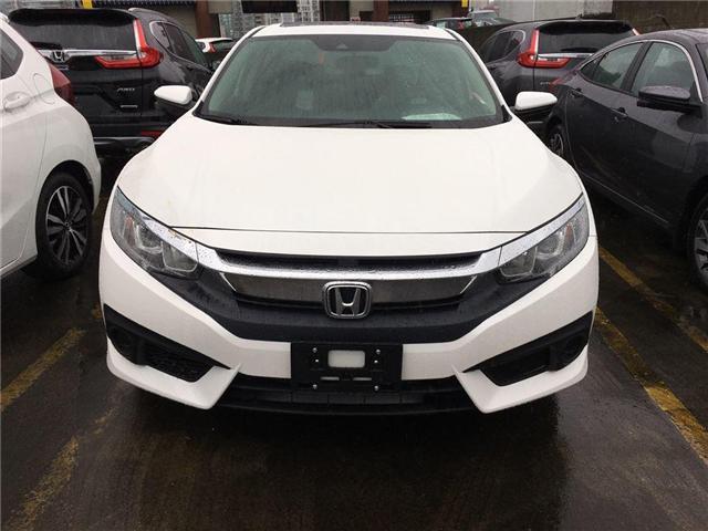 2018 Honda Civic EX (Stk: 3J54870) in Vancouver - Image 2 of 4