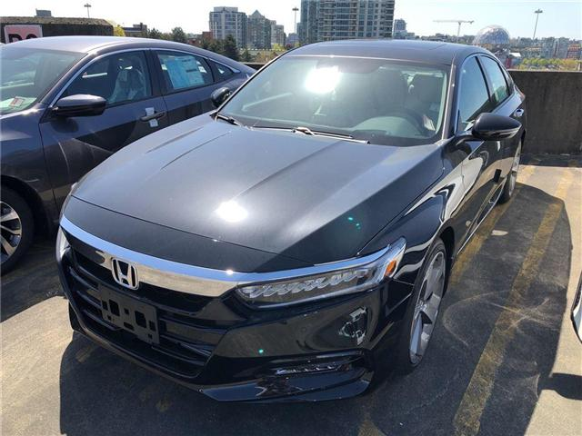 2018 Honda Accord Touring (Stk: 6J21140) in Vancouver - Image 1 of 4