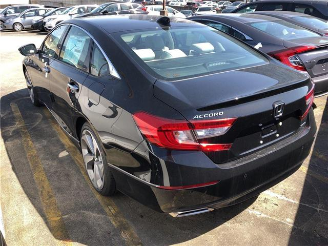 2018 Honda Accord Touring (Stk: 6J21140) in Vancouver - Image 2 of 4