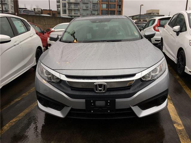 2018 Honda Civic EX (Stk: 3J48030) in Vancouver - Image 2 of 4