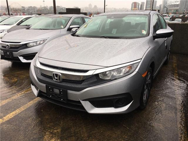 2018 Honda Civic EX (Stk: 3J48270) in Vancouver - Image 1 of 4