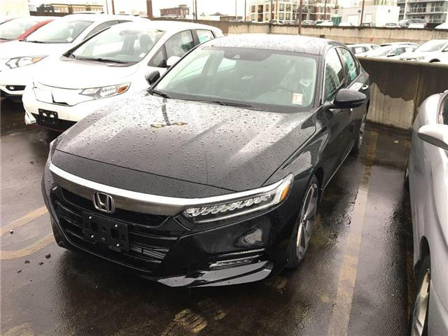 2018 Honda Accord Touring (Stk: 6J33110) in Vancouver - Image 1 of 4