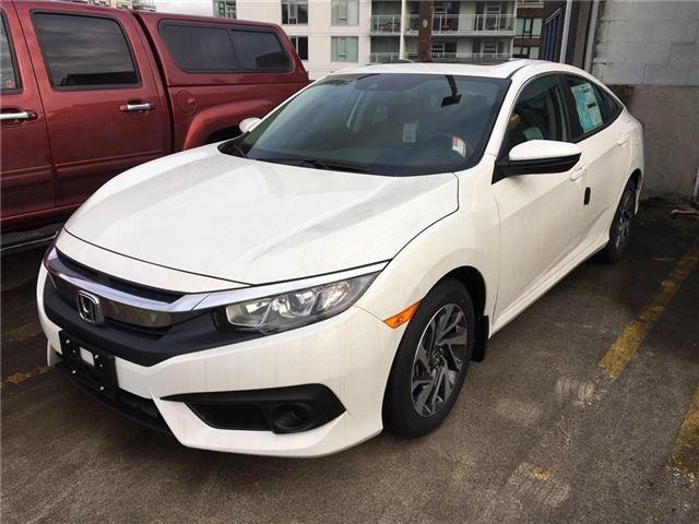 2018 Honda Civic EX (Stk: 3J02820) in Vancouver - Image 1 of 4