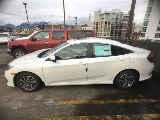 2018 Honda Civic EX (Stk: 3J02820) in Vancouver - Image 2 of 4