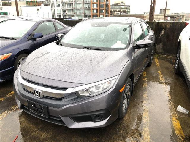 2018 Honda Civic EX (Stk: 3J41800) in Vancouver - Image 1 of 4