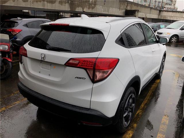 2018 Honda HR-V EX-L (Stk: 7J39200) in Vancouver - Image 2 of 4