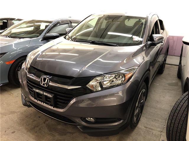 2018 Honda HR-V EX-L (Stk: 7J39820) in Vancouver - Image 1 of 4