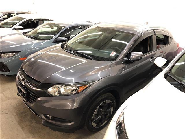 2018 Honda HR-V EX-L (Stk: 7J39820) in Vancouver - Image 2 of 4