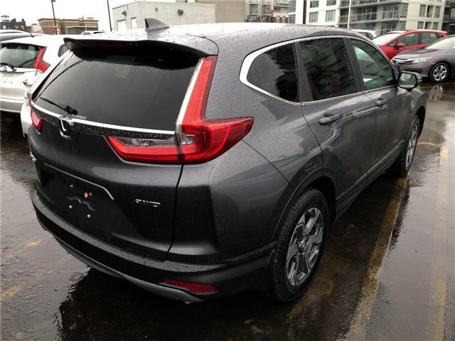 2018 Honda CR-V EX (Stk: 2J11290) in Vancouver - Image 2 of 4