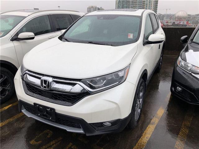 2018 Honda CR-V EX (Stk: 2J36250) in Vancouver - Image 1 of 4