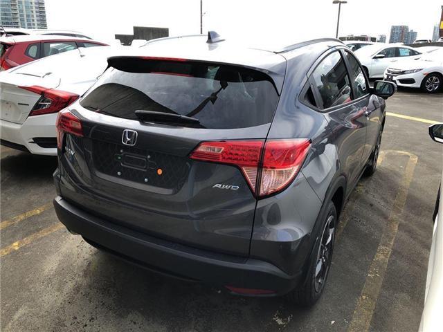 2018 Honda HR-V EX-L (Stk: 7J59470) in Vancouver - Image 2 of 4