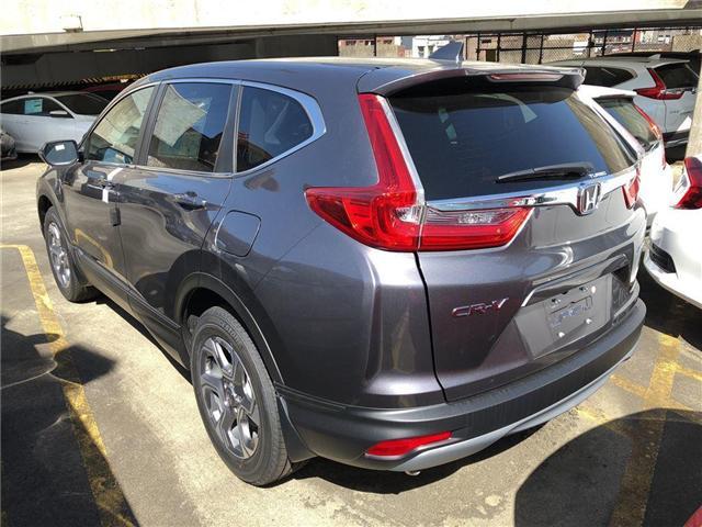 2018 Honda CR-V EX (Stk: 2J93430) in Vancouver - Image 2 of 4