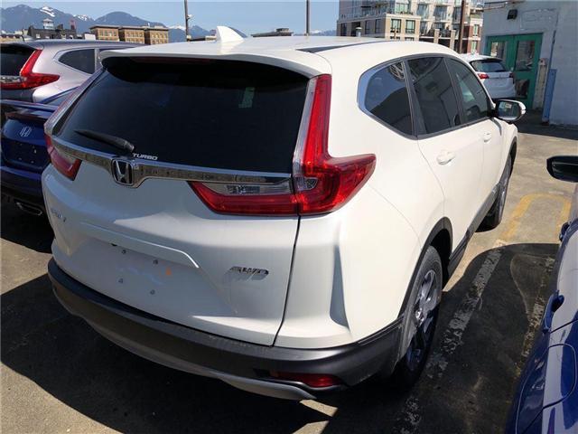 2018 Honda CR-V EX (Stk: 2J94590) in Vancouver - Image 2 of 4