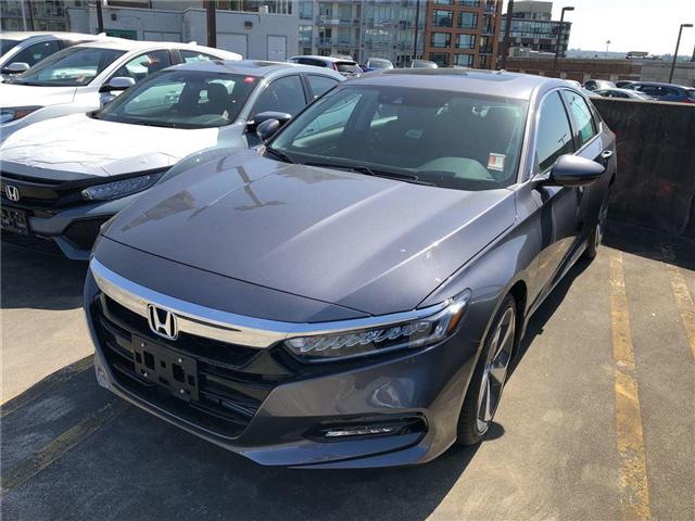 2018 Honda Accord Touring (Stk: 6J54710) in Vancouver - Image 1 of 4