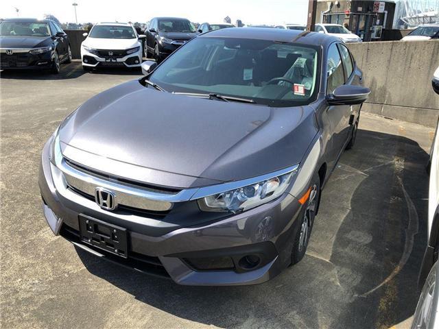 2018 Honda Civic EX (Stk: 3J07280) in Vancouver - Image 1 of 4