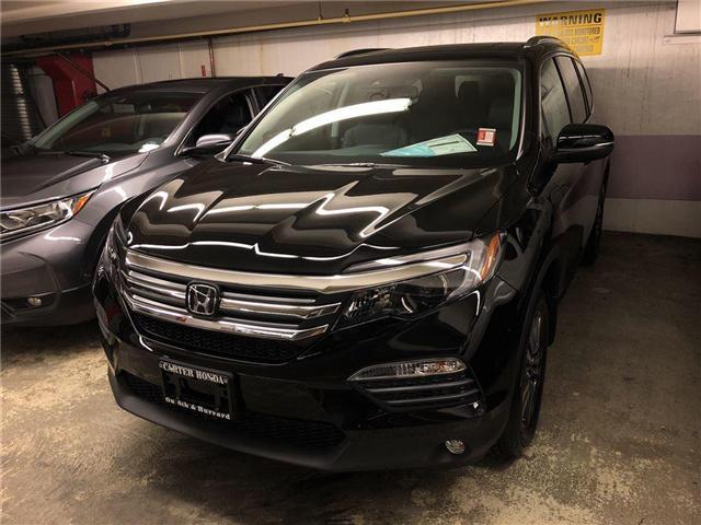 2018 Honda Pilot EX-L Navi (Stk: 1J24900) in Vancouver - Image 1 of 4