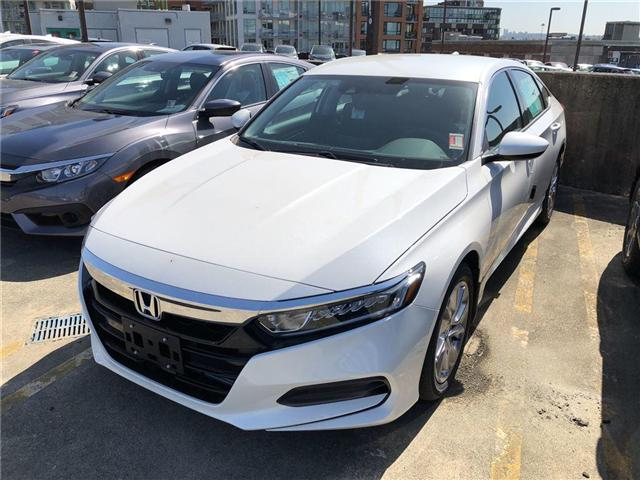 2018 Honda Accord LX (Stk: 6J61310) in Vancouver - Image 1 of 4