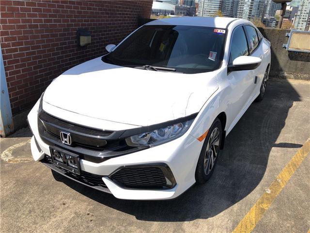 2018 Honda Civic LX (Stk: 9J61490) in Vancouver - Image 1 of 4