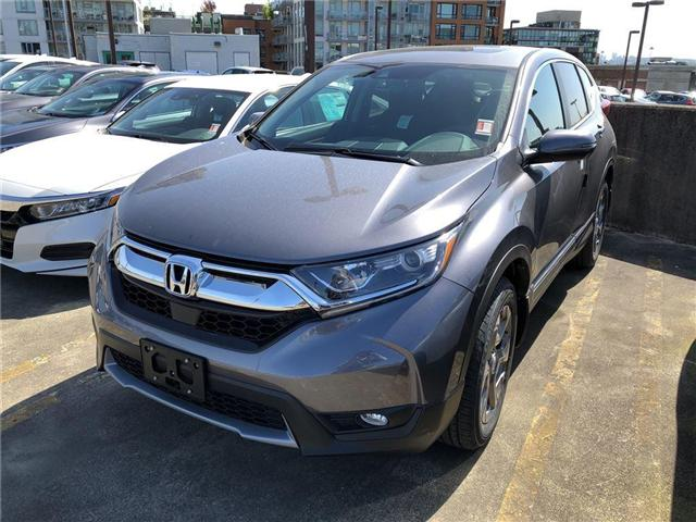 2018 Honda CR-V EX (Stk: 2J30490) in Vancouver - Image 1 of 4