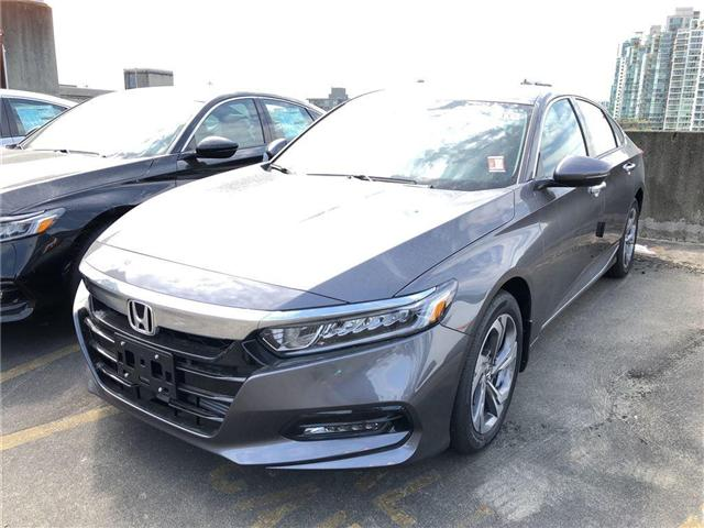 2018 Honda Accord EX-L (Stk: 6J66970) in Vancouver - Image 1 of 4