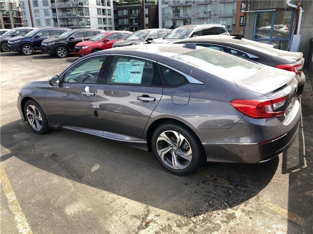 2018 Honda Accord EX-L (Stk: 6J66970) in Vancouver - Image 2 of 4