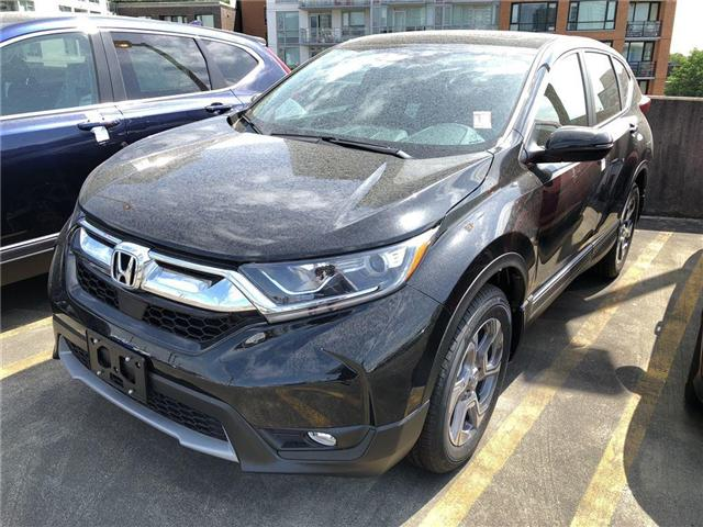2018 Honda CR-V EX (Stk: 2J40400) in Vancouver - Image 1 of 4