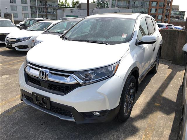 2018 Honda CR-V EX (Stk: 2J76840) in Vancouver - Image 1 of 4