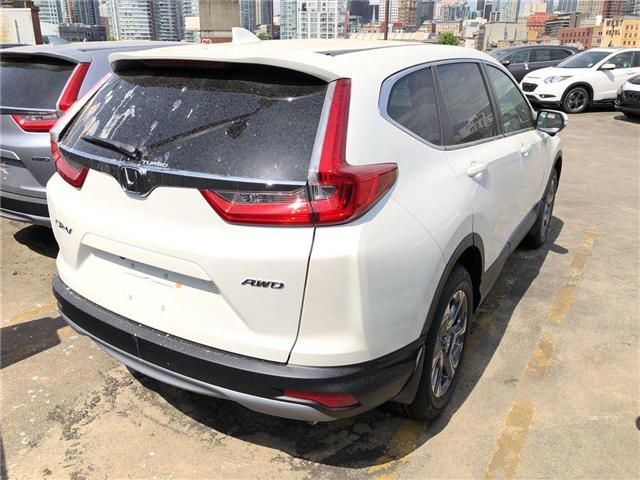 2018 Honda CR-V EX (Stk: 2J76840) in Vancouver - Image 2 of 4