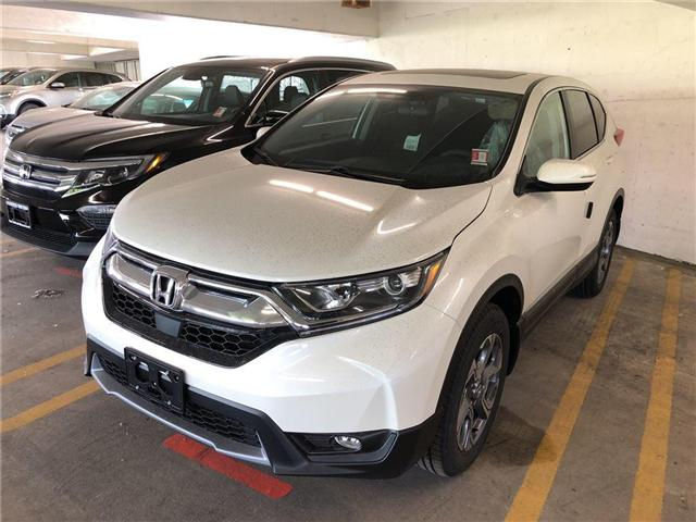 2018 Honda CR-V EX (Stk: 2J76980) in Vancouver - Image 1 of 4
