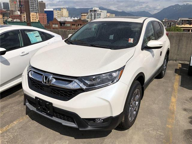 2018 Honda CR-V EX (Stk: 2J76820) in Vancouver - Image 1 of 4