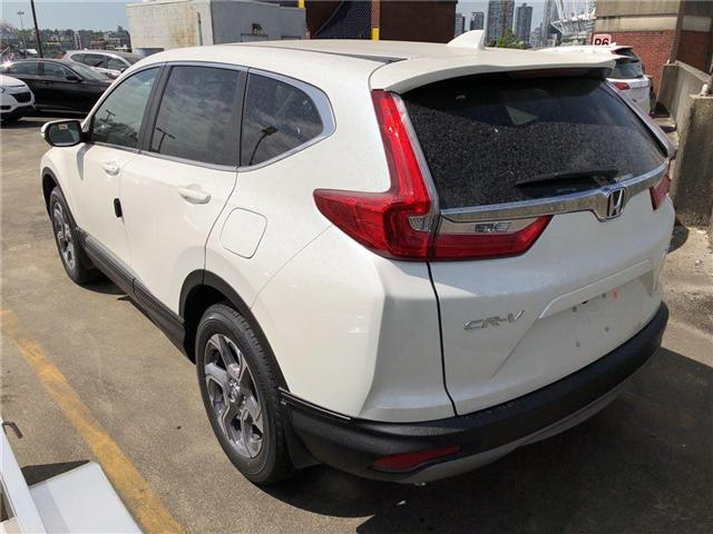 2018 Honda CR-V EX (Stk: 2J76820) in Vancouver - Image 2 of 4