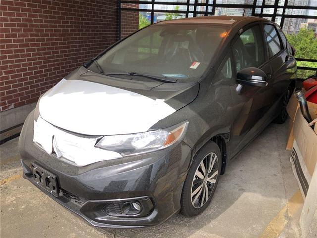 2018 Honda Fit EX-L Navi (Stk: FJ12430) in Vancouver - Image 1 of 4
