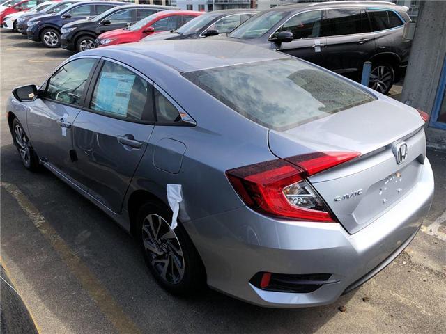 2018 Honda Civic EX (Stk: 3J67020) in Vancouver - Image 2 of 4