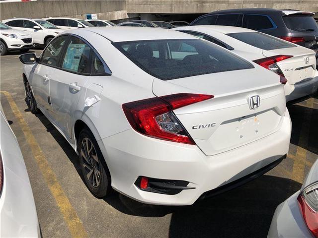 2018 Honda Civic EX (Stk: 3J67240) in Vancouver - Image 2 of 4