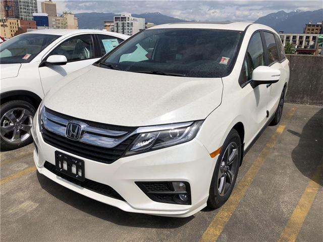 2019 Honda Odyssey EX (Stk: 8K07840) in Vancouver - Image 1 of 4