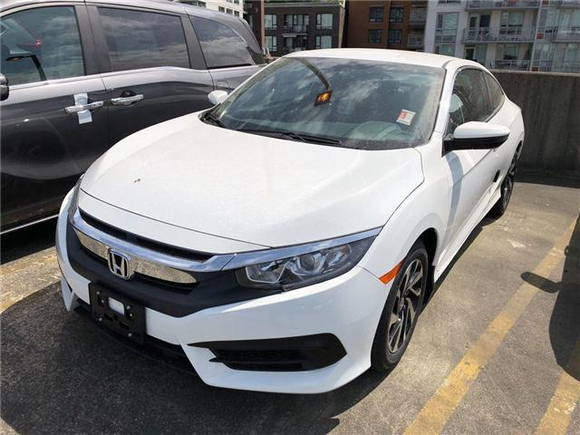 2018 Honda Civic LX (Stk: 4J09460A) in Vancouver - Image 1 of 4