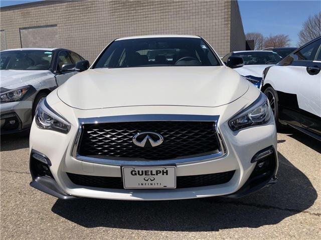 2018 Infiniti Q50 Red Sport 400 (Stk: I6457) in Guelph - Image 2 of 5