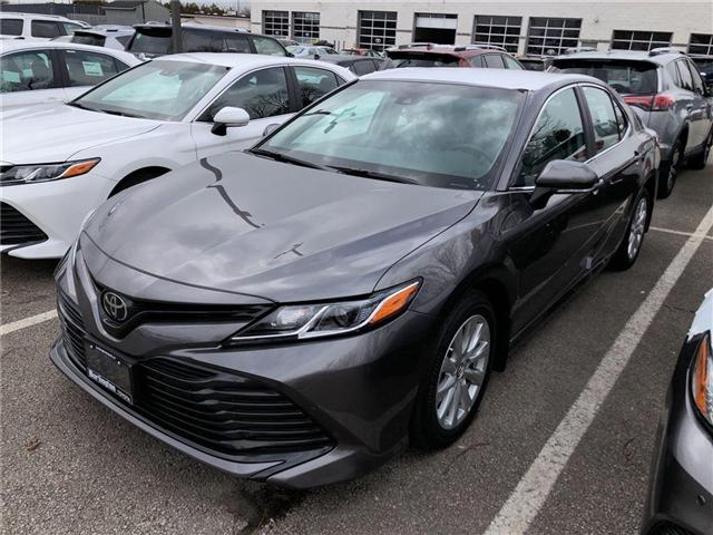 2018 Toyota Camry LE (Stk: 183008) in Burlington - Image 1 of 5