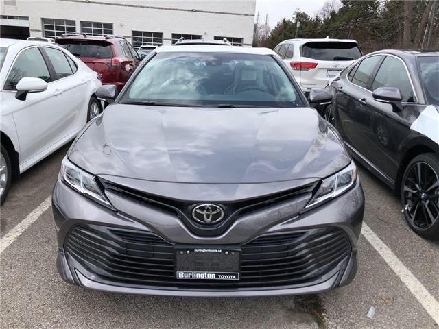 2018 Toyota Camry LE (Stk: 183008) in Burlington - Image 2 of 5