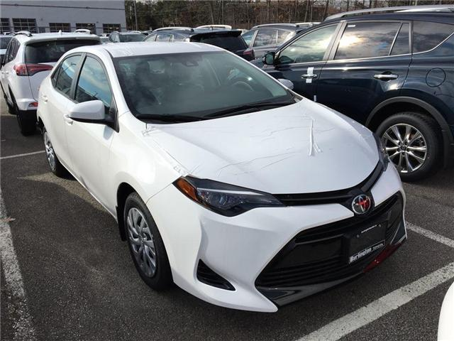2018 Toyota Corolla LE (Stk: 182025) in Burlington - Image 2 of 5