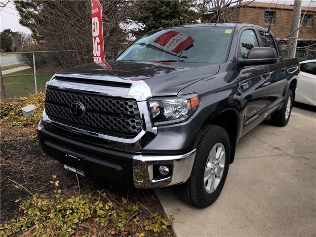 2018 Toyota Tundra SR5 Plus 5.7L V8 (Stk: 184008) in Burlington - Image 1 of 5